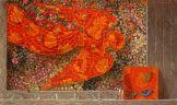 27.  natiurmortas su angelu ir plastakemis 82x138,5  2009.jpg